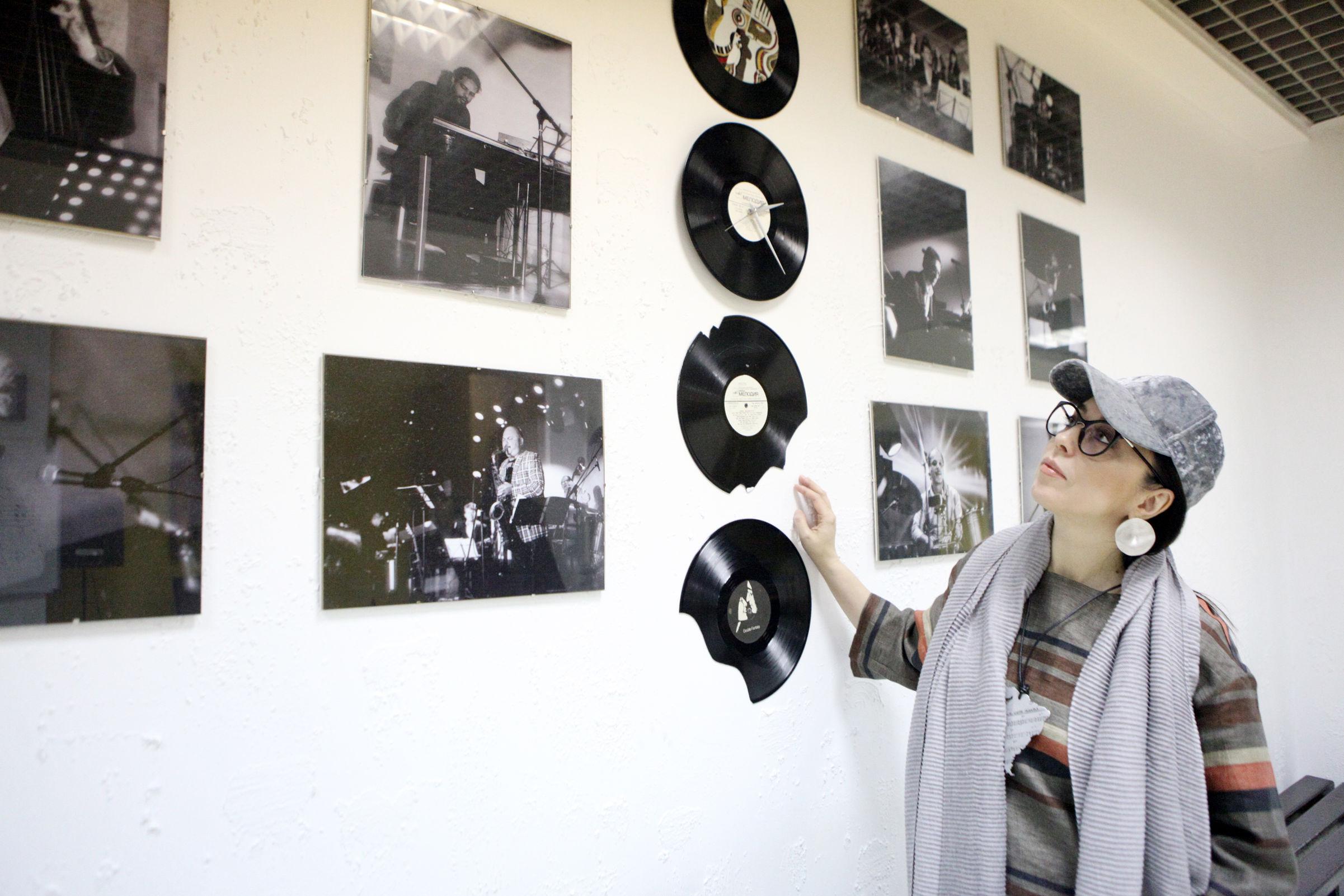 Ярославская джаз-дива расскажет о музыке через еду