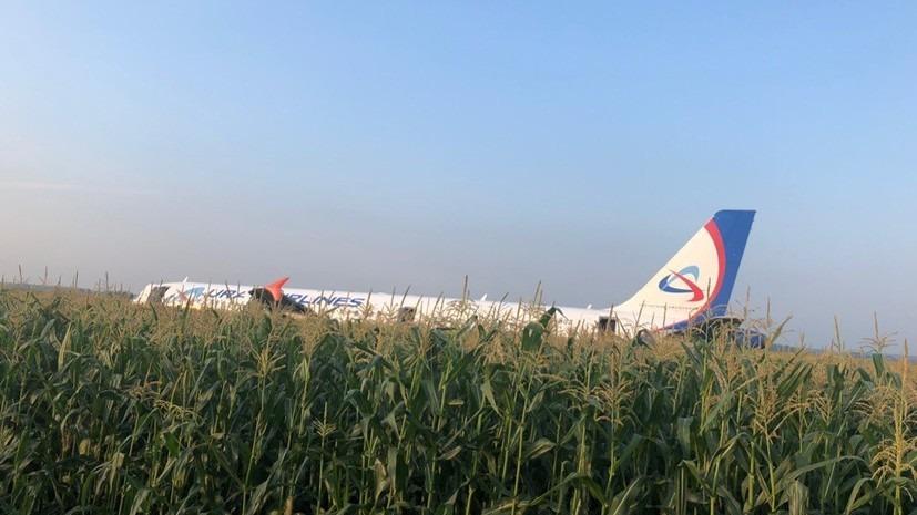 Жительница Ярославской области была на борту самолета, совершившего жесткую посадку в Подмосковье