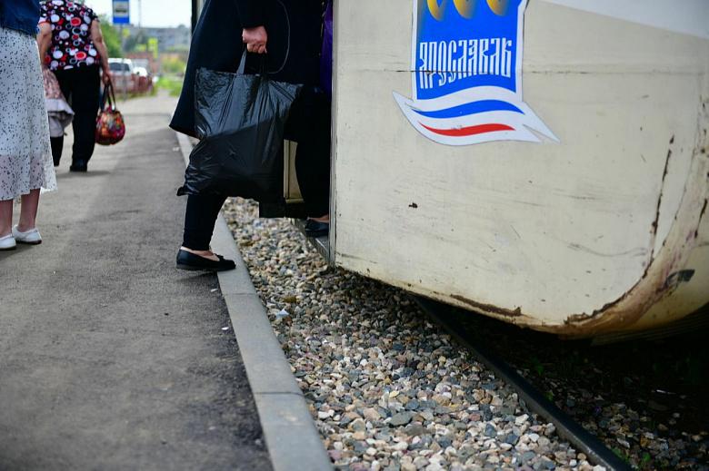 Две трамвайные остановки в Ярославле сделают удобными: власти откликнулись на просьбы в соцсетях