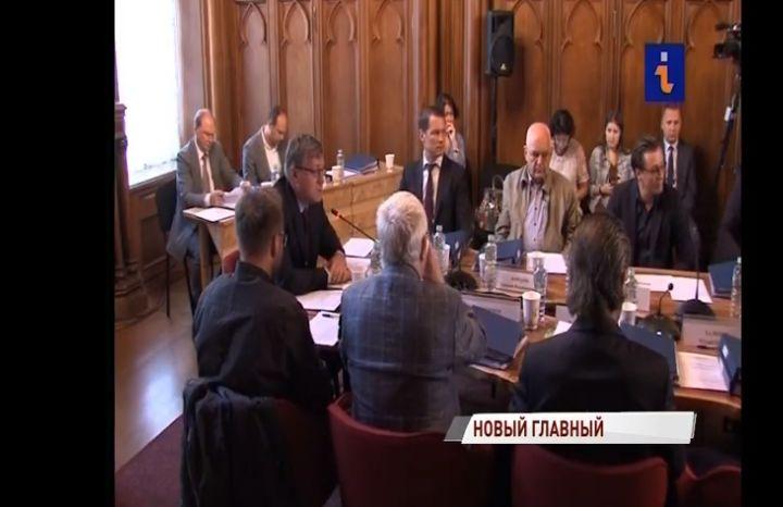 Труппе Волковского театра представили нового худрука