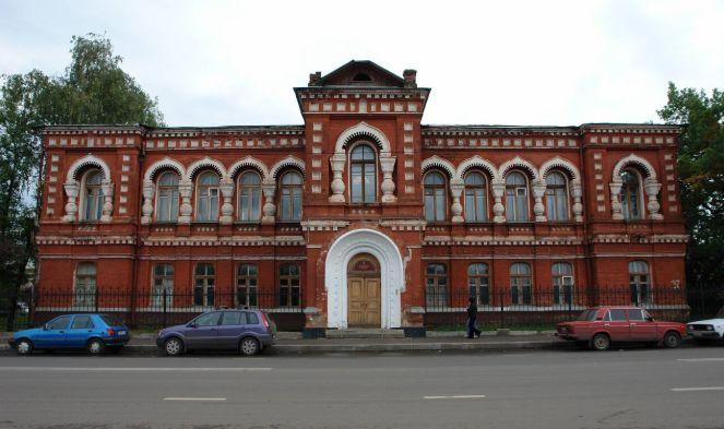 В Ярославле реконструируют здание художественного училища
