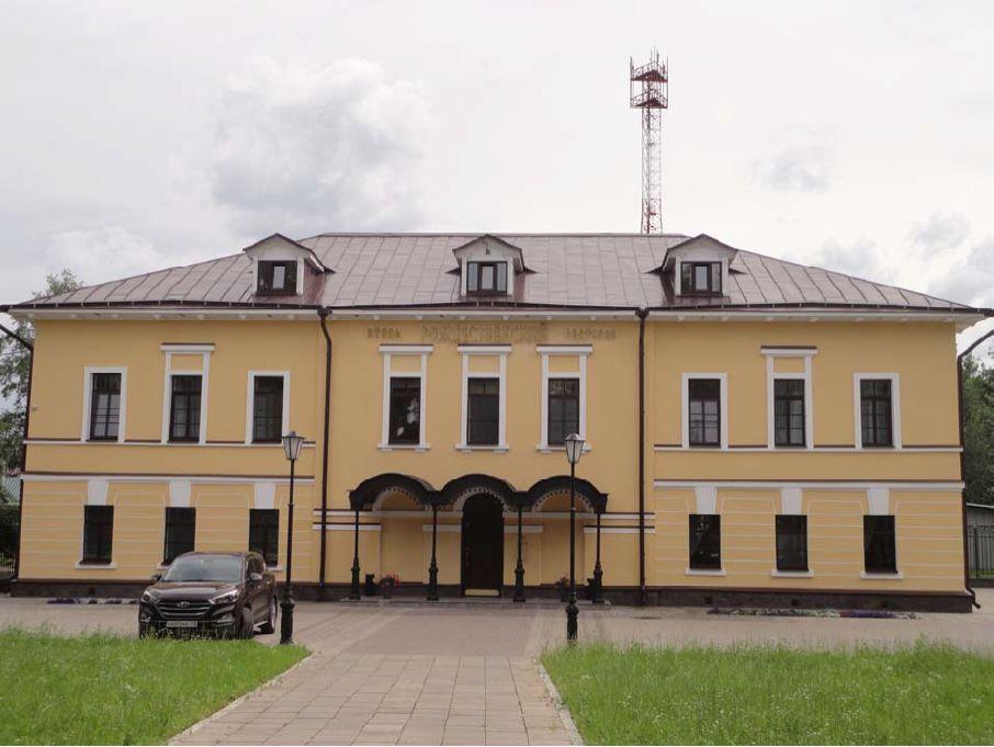 Здание уездных присутственных мест в Ярославской области признано памятником