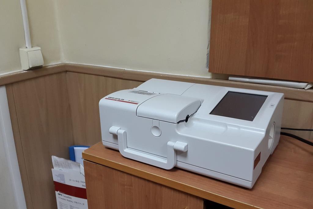 Для городской детской больницы Рыбинска приобрели современный анализатор газов крови
