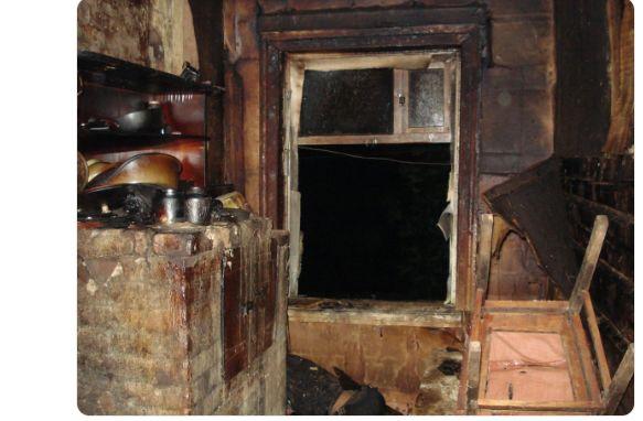 В Ярославской области на пожаре погиб 59-летний мужчина