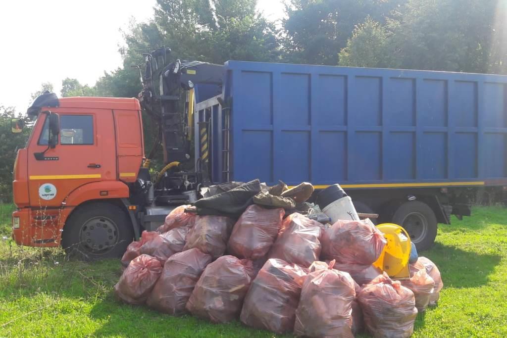С начала года в Ярославской области ликвидировано 87 несанкционированных свалок
