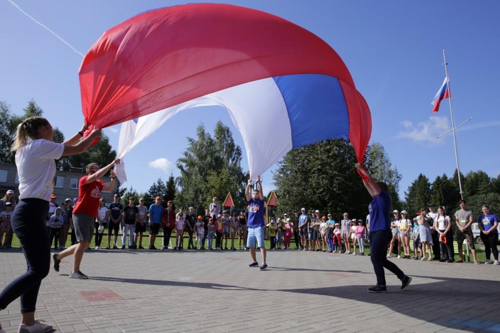 В акции «Территория безопасности» летом приняли участие более двух тысяч детей