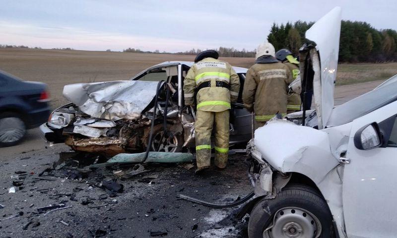 Полиция ищет очевидцев смертельного ДТП на трассе под Ярославлем