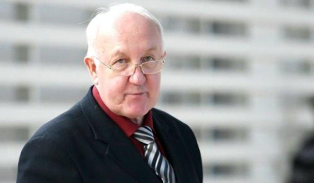 Скончался бывший руководитель федерации футбола Ярославской области Александр Державин