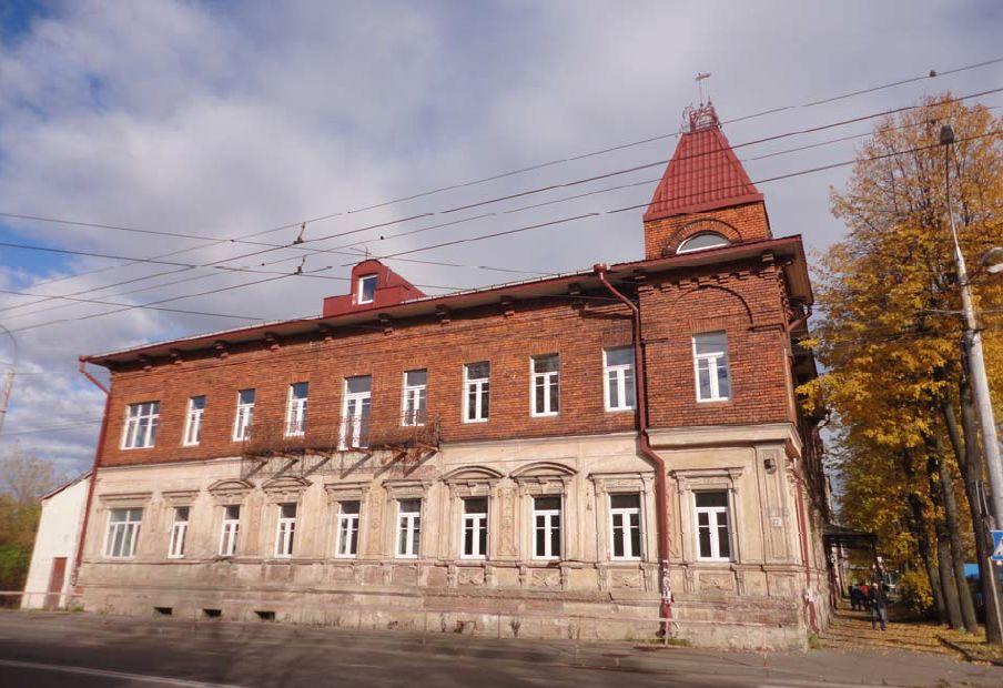 Дом купцов Расторгуевых в Рыбинске признан памятником местного значения