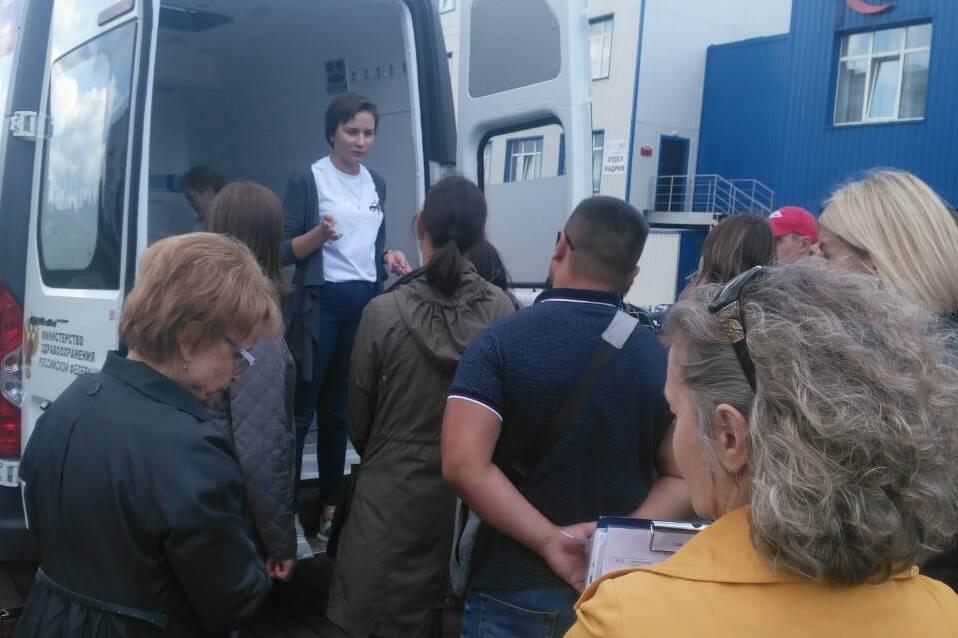 Жителей Ярославской области бесплатно тестируют на ВИЧ в мобильных лабораториях