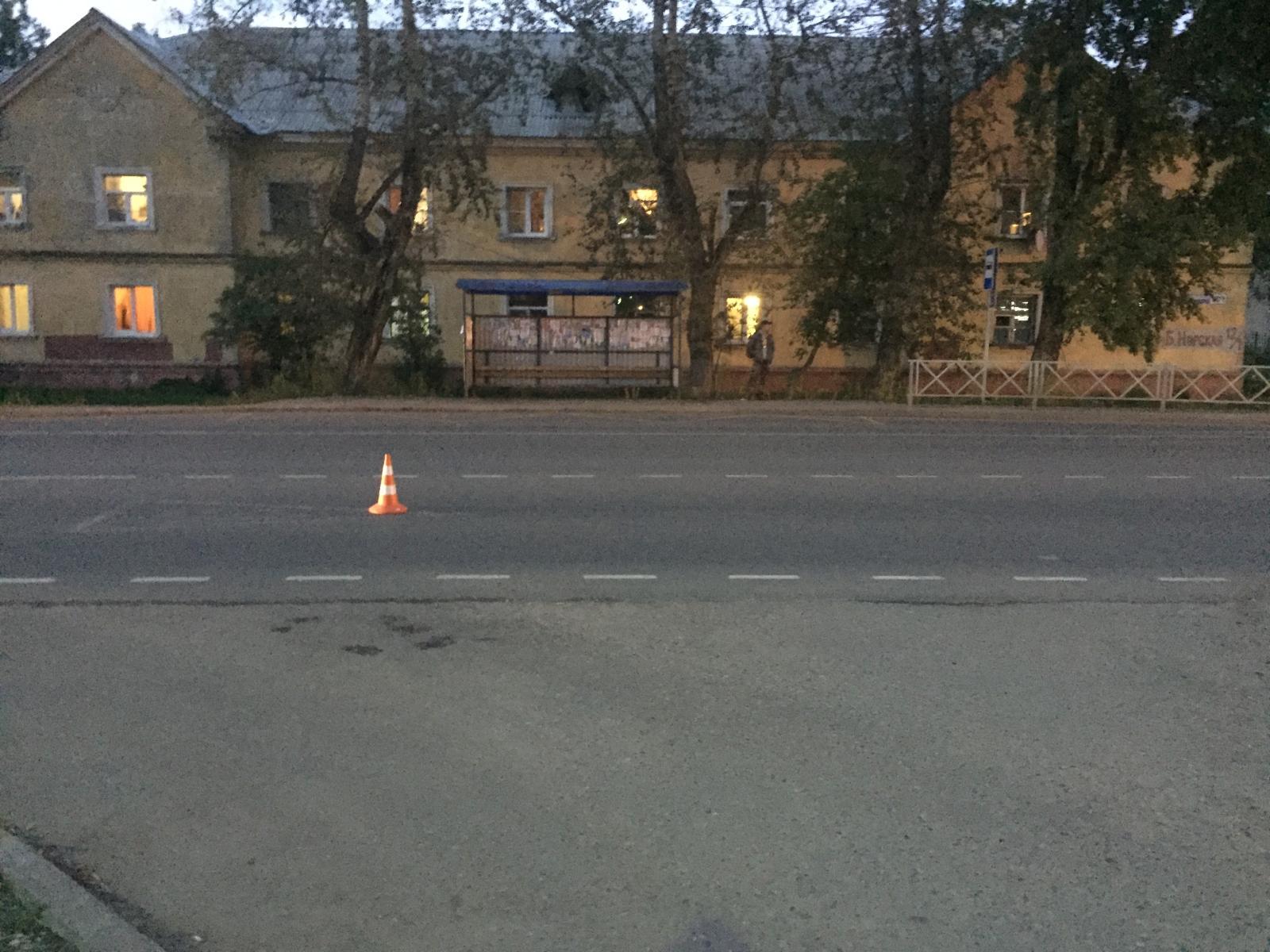В Ярославле женщина на «Тойоте» сбила ребенка