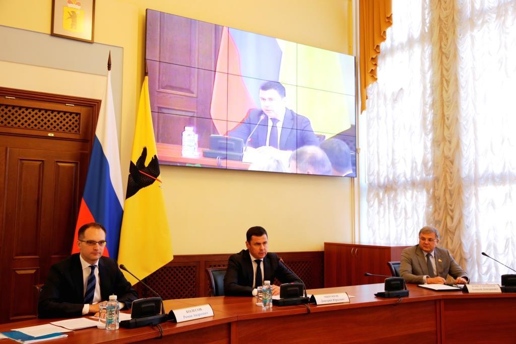 По поручению Дмитрия Миронова стартовал межрегиональный интернет-проект по безопасности дорожного движения