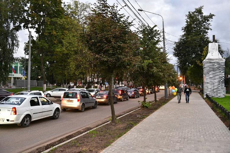 В Ярославле начался ежедневный контроль за работой нерадивого подрядчика на Республиканской