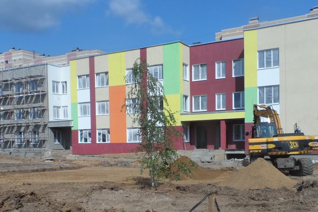 Детский сад на 2-м Брагинском проезде в Ярославле планируют сдать к началу ноября
