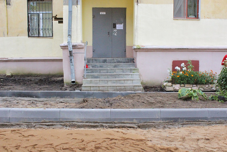 На улице Свободы в Ярославле решат проблему с отсутствием проходов к проезжей части