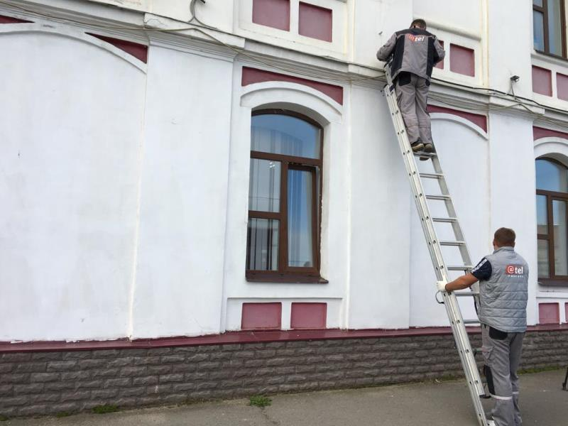 На улицах Рыбинска установят полсотни камер видеонаблюдения