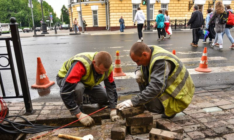 В Ярославле плитка с подсветкой у светофоров появится не только в центре: список мест