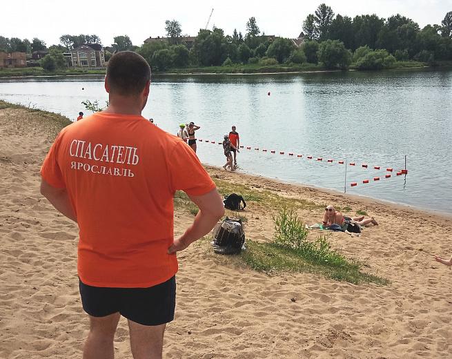 С пляжей увели 31 ребенка: в Ярославле подведены «пляжные итоги» этого лета