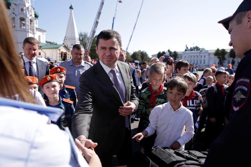 В День солидарности в борьбе с терроризмом в Ярославле проходят социальные акции