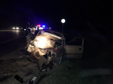 В страшном ДТП в Ярославской области пострадали два человека