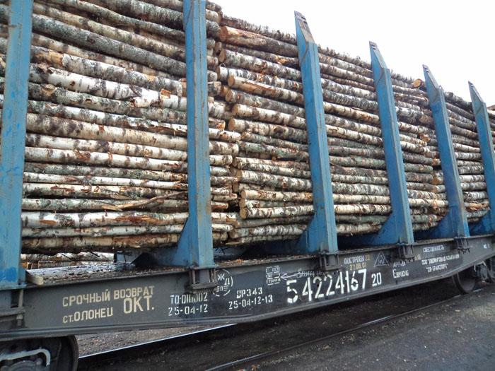 Ярославские таможенники пресекли контрабанду леса в Китай на 30 миллионов рублей