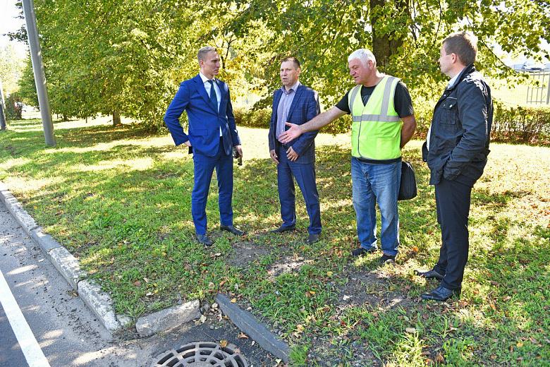 В Ярославле досрочно завершили работы на улице Гагарина: какие замечания сделали подрядчику