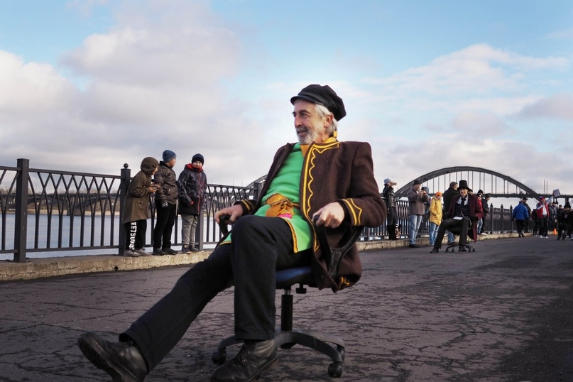 На ярмарке в Рыбинске пройдут соревнования по гонкам на офисных креслах