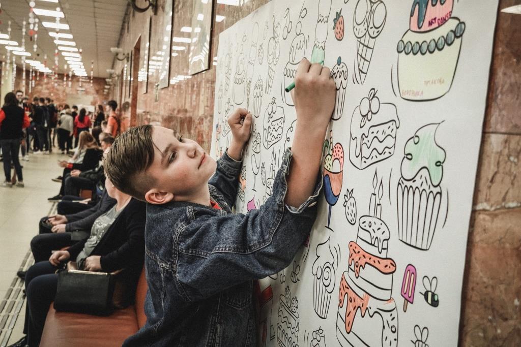 Дворец молодежи в Ярославле отмечает 10-летие работы