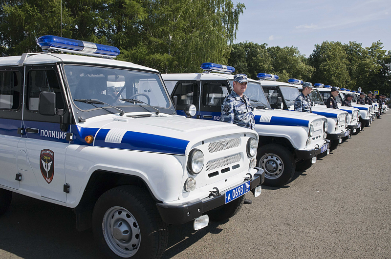 За воришками по крышам: ярославские сотрудники ППС рассказали о жизни и службе