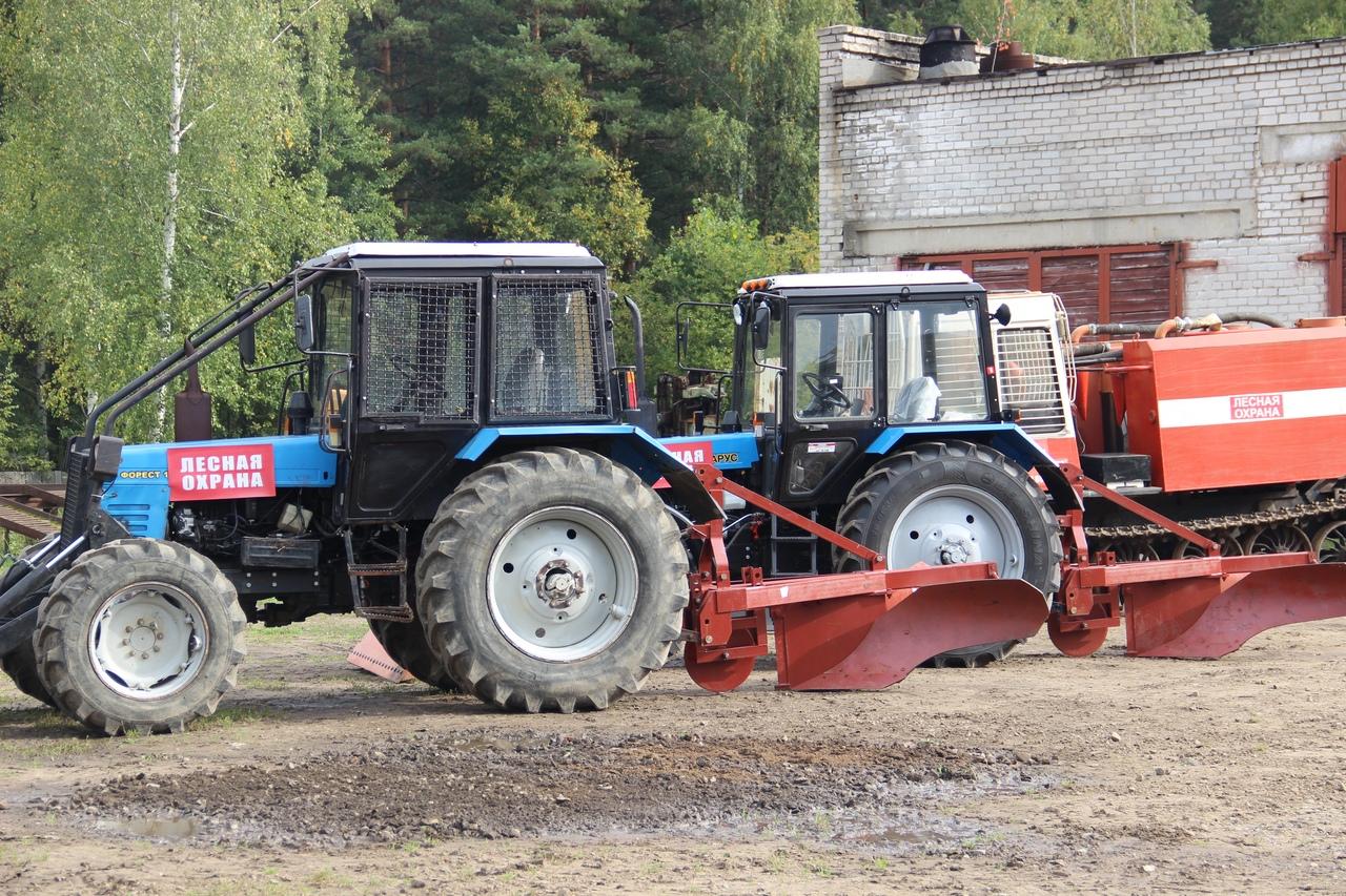 Ярославской области выделят 26 млн. рублей на покупку лесопожарной техники – Миронов