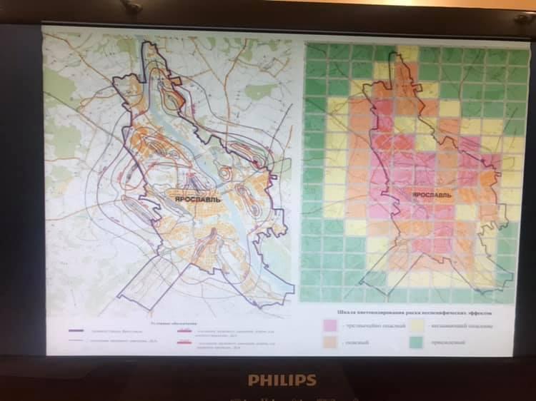 В Ярославле хотят создать карту шумных улиц