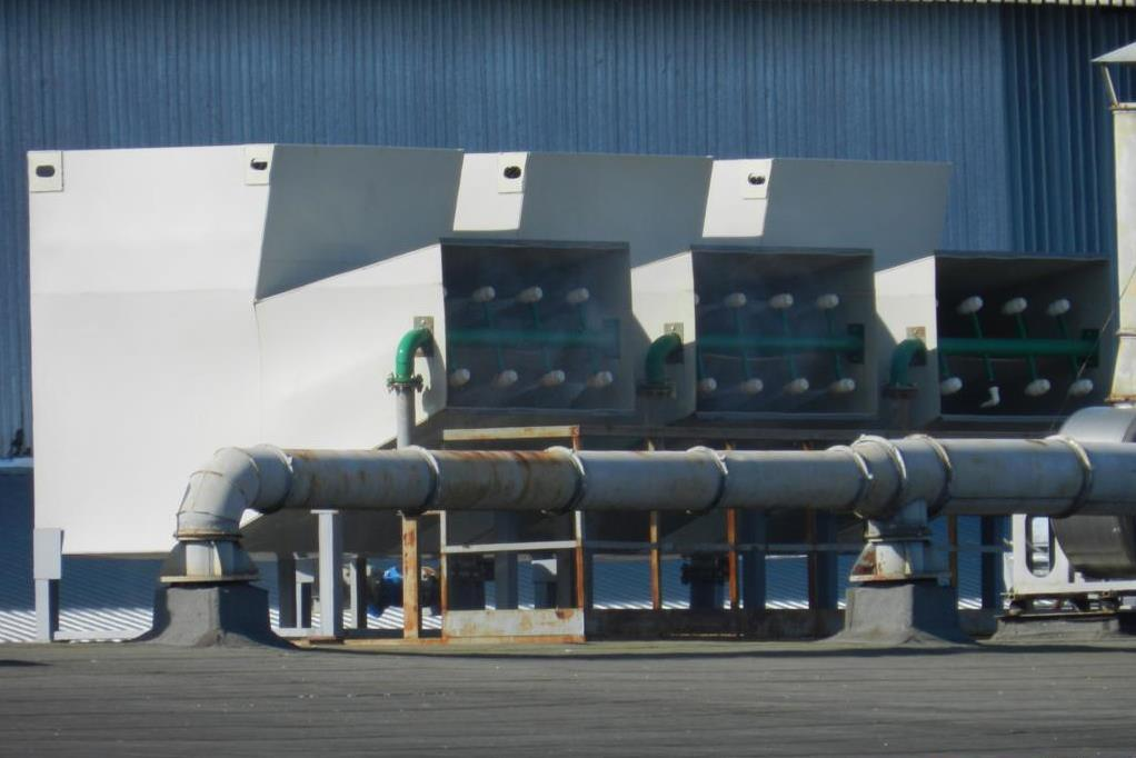 Предприятия региона вкладывают средства в модернизацию систем водо- и воздухоочистки