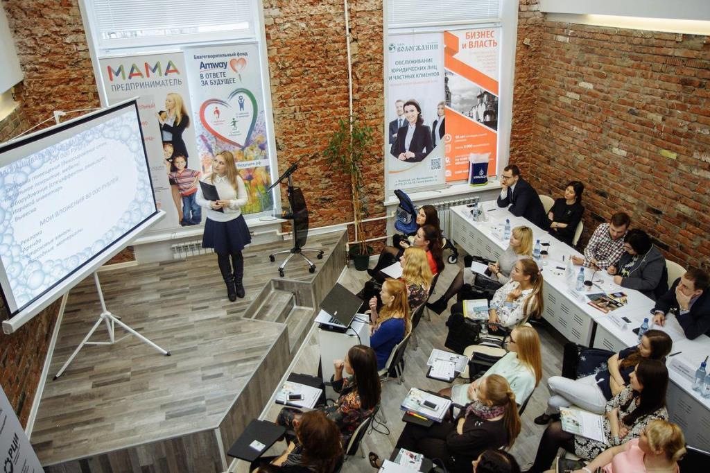 Женщины смогут бесплатно пройти обучение основам бизнеса в рамках проекта «Мама-предприниматель»
