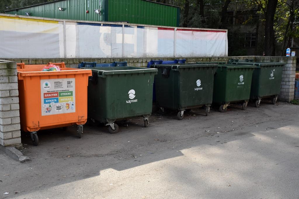 Нарушений на контейнерных площадках Ярославля стало меньше