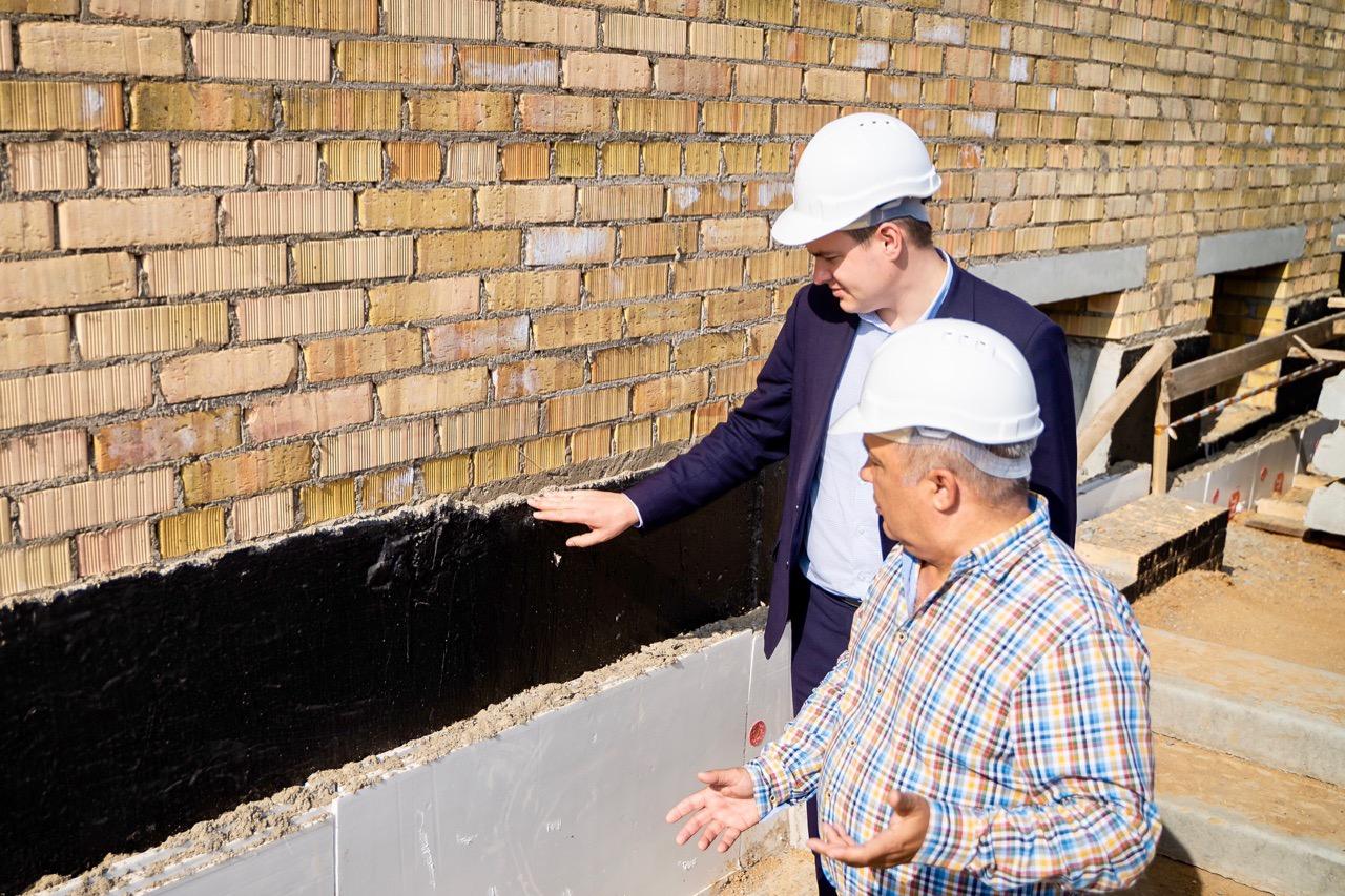 В Ростове скоро откроют новый бассейн