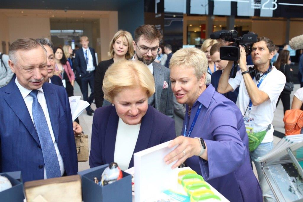 Ольга Голодец отметила усиление позиций Ярославской области на туристическом рынке