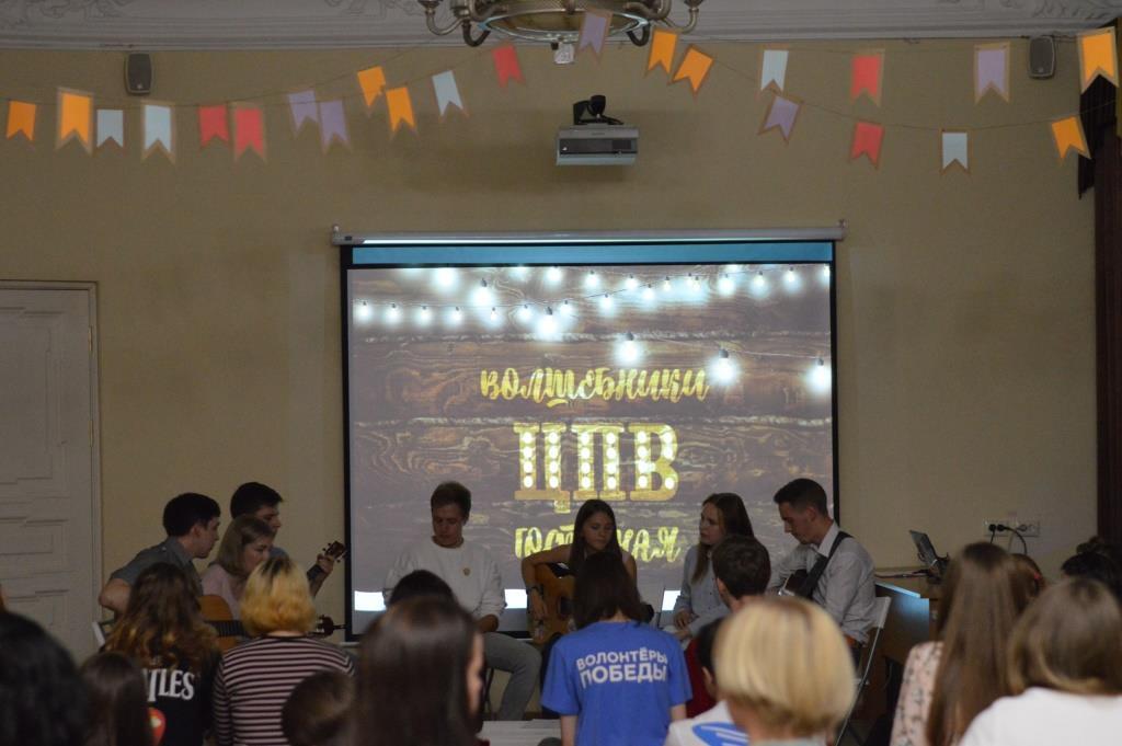 В мероприятиях областного Центра патриотического воспитания ежегодно участвуют около 200 тысяч человек