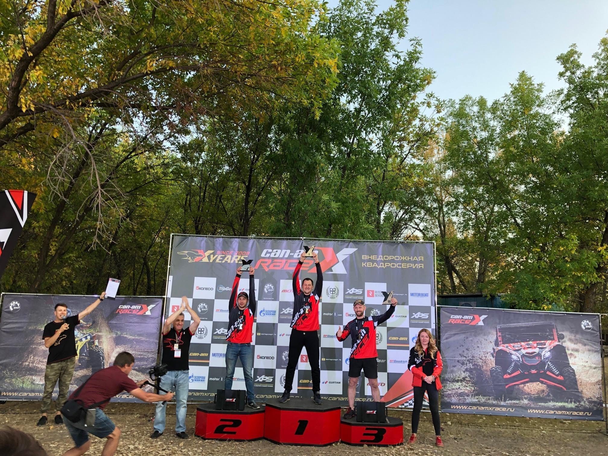 Ярославский гонщик стал призером международной гонки