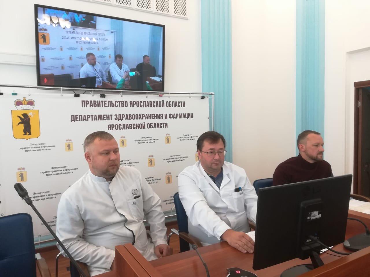Специалисты НМИЦ имени Бурденко одобрили тактику лечения пострадавших в страшном ДТП под Ярославлем
