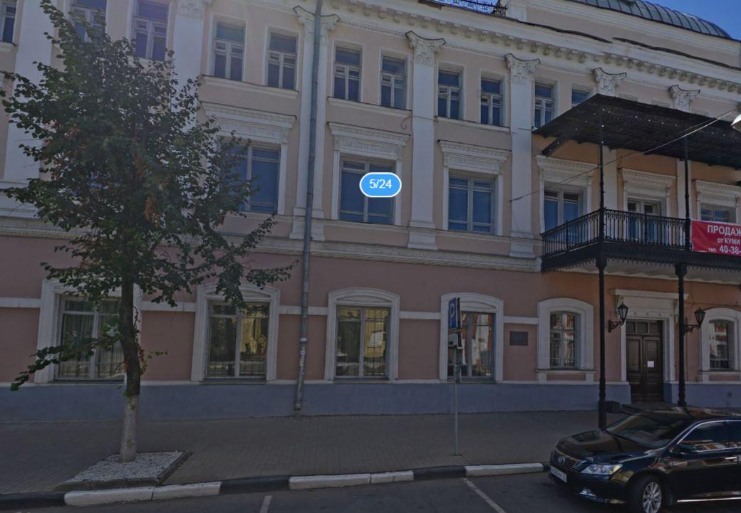 В центре Ярославля оценили ход ремонта исторического здания