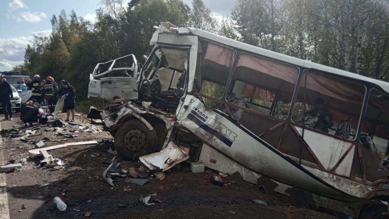 В ярославских больницах проходят лечение 14 пострадавших в ДТП с автобусом