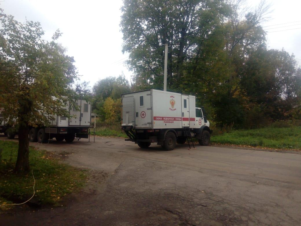 Врачи Федерального медико-биологического агентства России обследовали жителей Тутаевского района