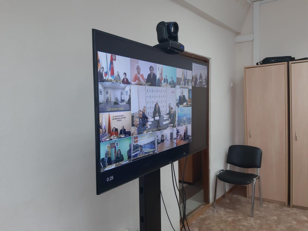 Жилой фонд Ярославской области готов к отопительному сезону на 99,8%