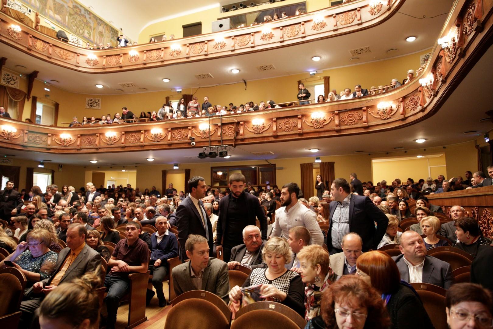 В Ярославле прошел торжественный вечер, посвященный независимости Армении и юбилею Шарля Азнавура