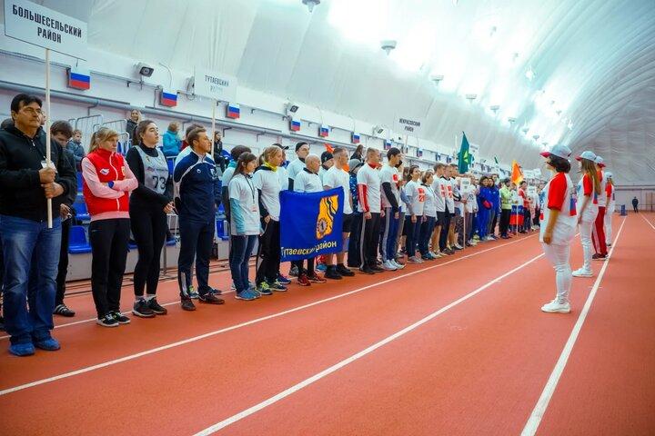Более 200 жителей области приняли участие в первенстве по летнему троеборью ГТО