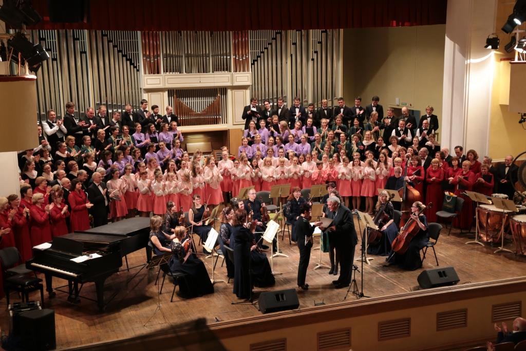 В Ярославской области прошел первый межрегиональный фестиваль искусств «Возрождение»
