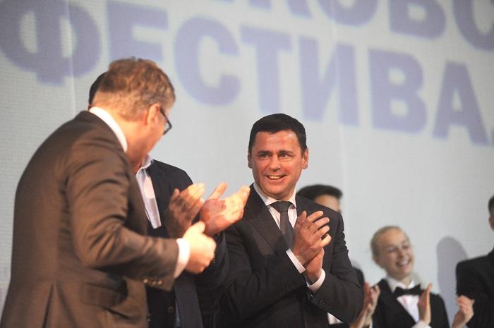 Дмитрий Миронов принял участие в торжественном открытии XX Международного Волковского фестиваля