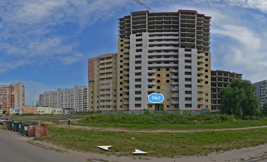 В шахте лифта недостроенного дома в Ярославле нашли два трупа