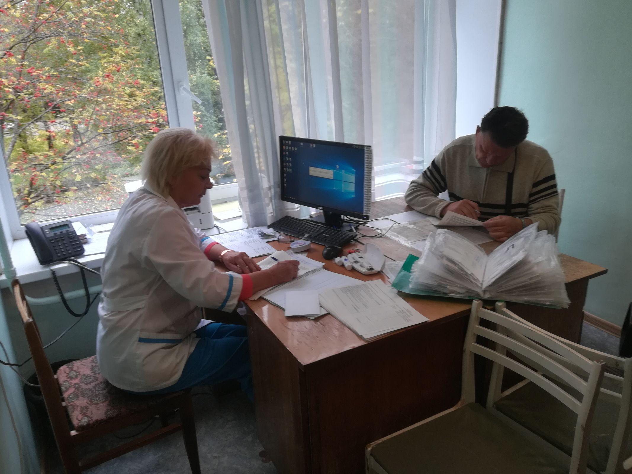 В этом году диспансеризацию могут пройти более 200 тысяч жителей Ярославской области