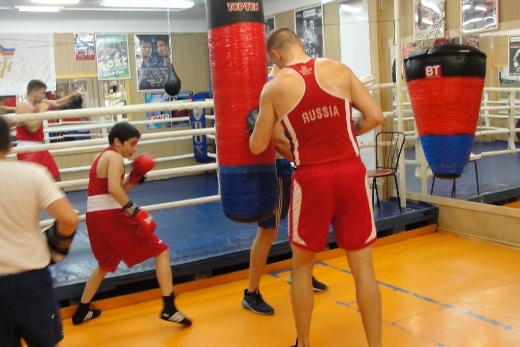 В Ярославле после ремонта открыли зал для занятий боксом